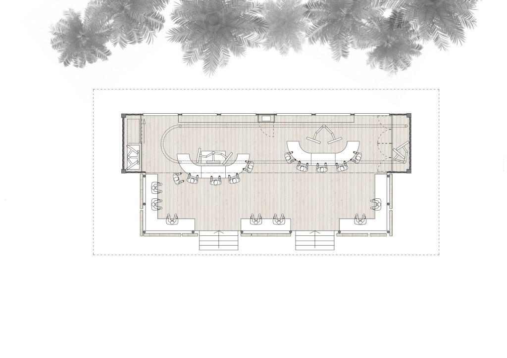 40ft Floor Plan