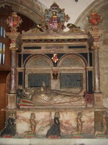 Monument to John Manners, 4th earl of Rutland
