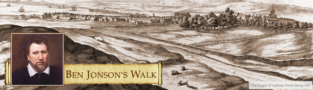 'The Coast of Lothian from Stonyhill' by John Slezer, courtesy of maps.nls.uk