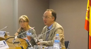 Diego Marani addresses the EUNIC General Assembly