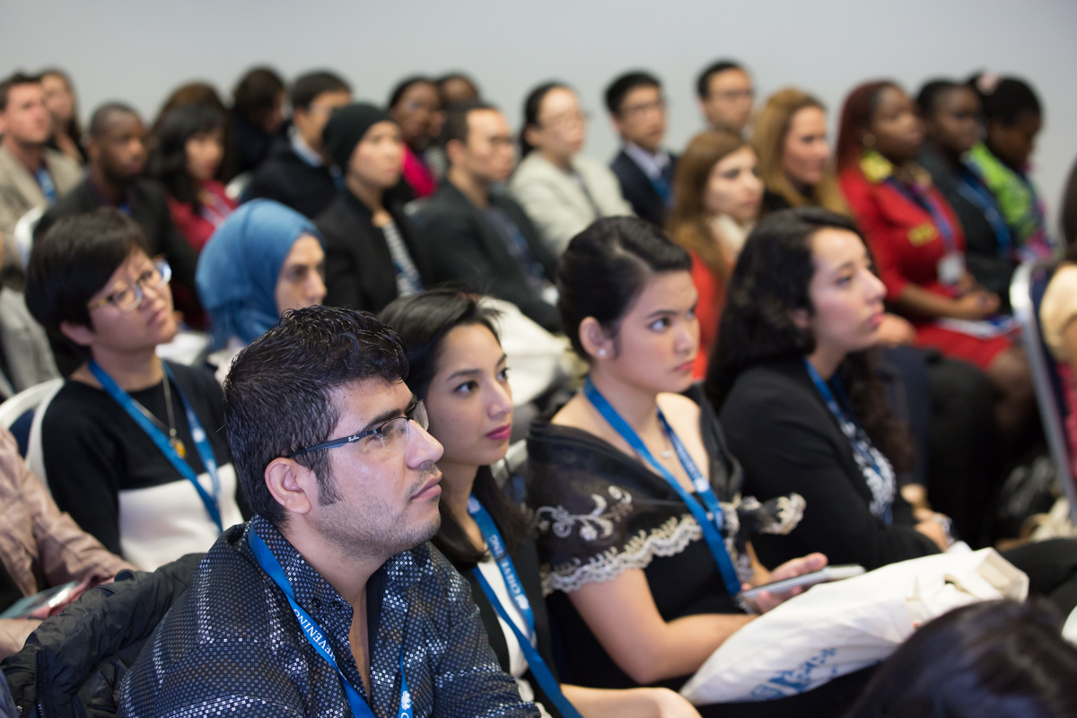 CCR at the Chevening Orientation Conference 2015 - Centre