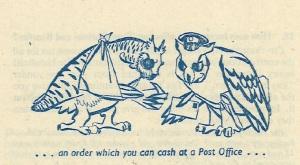 Family Guide 1948 cashing order