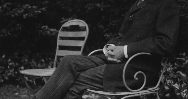 Bergson at the University of Edinburgh 100 years ago