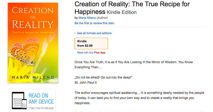 Pop culture, happiness, and creation of reality