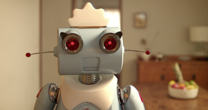 "Illah Reza Nourbakhsh ""Robot Futures"" Talk"