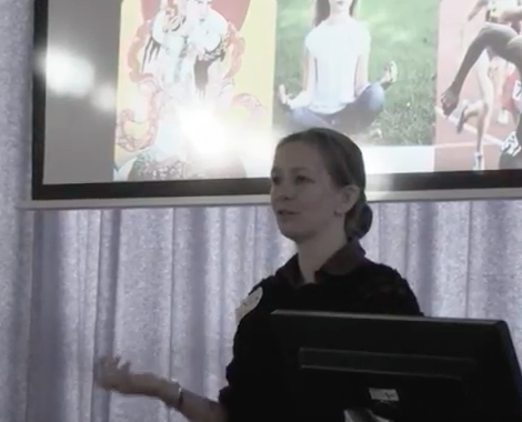 The Vastness of the Embodied Self, a Crag talk by Camille Buttingsrud
