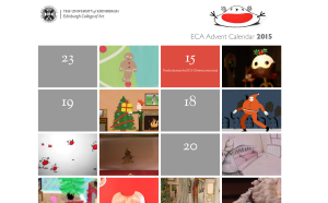 ECA ADvent Calendar screenshot