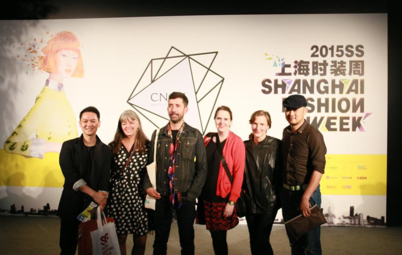 Shanghai Fashion Week, 2014