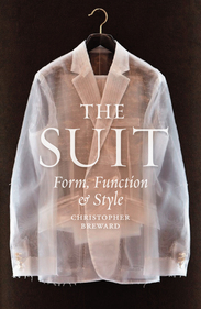 "Cover of ""The Suit"" by Christopher Breward"