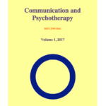 """Communication and Psychotherapy"" New Regular Special Issue – Call for Papers"