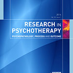 """Rate of speech and emotional-cognitive regulation in the psychotherapeutic process: a pilot study"" by Marco Tonti and Omar Gelo"