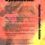 Synesthesia: Inspiration + Creation + Relation - workshops