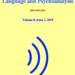 Language and Psychoanalysis - Call for Papers Volume 8 Spring/Summer Issue 2019