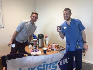 Nursing Now at the Royal Edinburgh Hospital