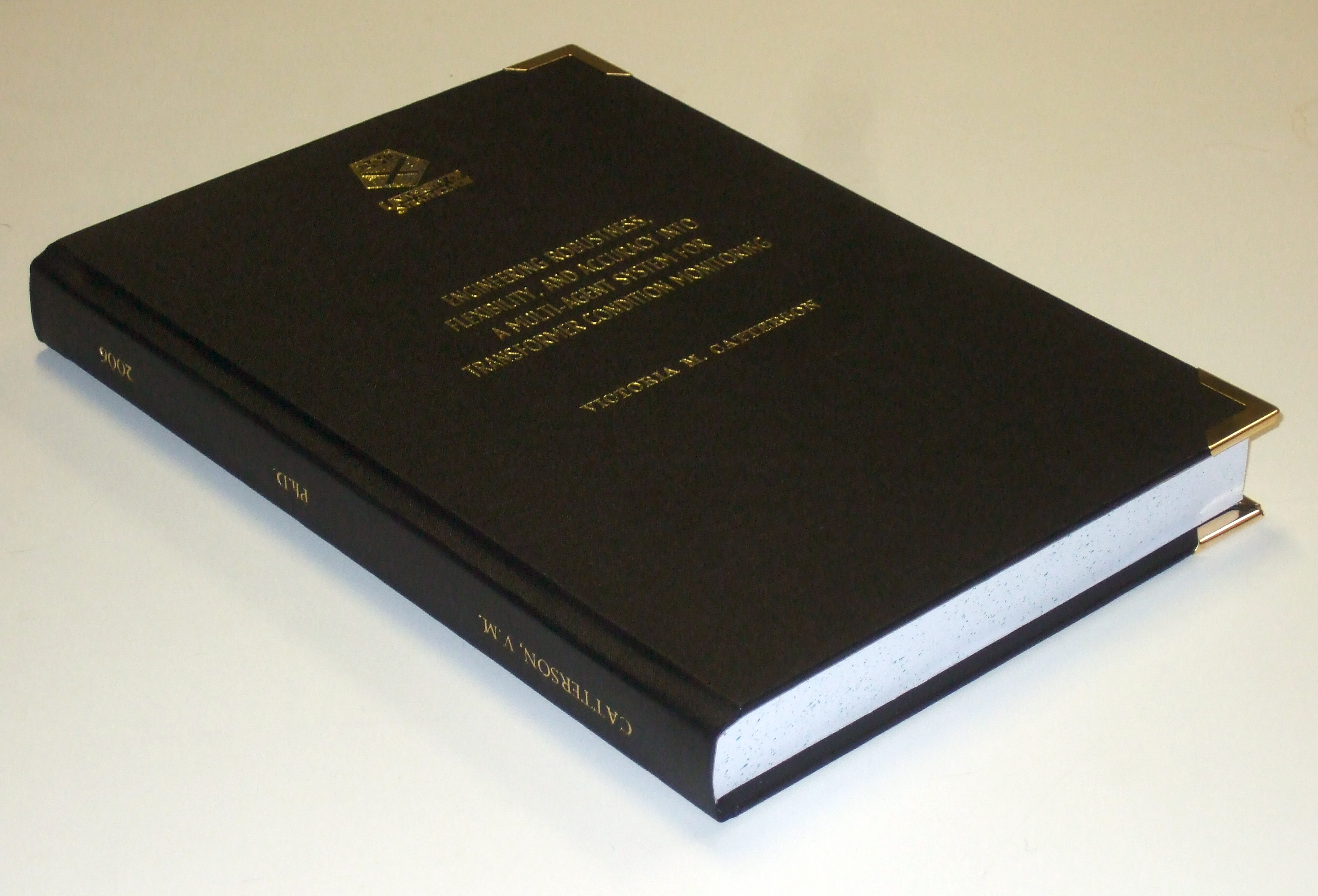 phd thesis binding sydney We provide quality printing and binding services for university thesis, family  history book, wedding album, journal or magazine.