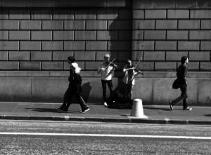 Edinburgh Buskers
