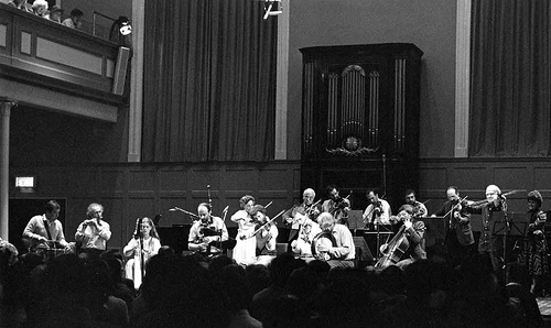 Queens Hall 1985