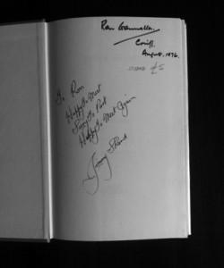 Ron Signature