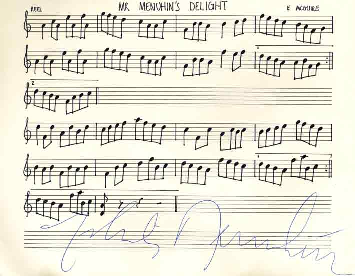 Fiddler's-Farewell