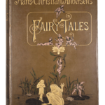 Museum copy of Hans Christian Andersen's 'Fairy Tales Told to Children'