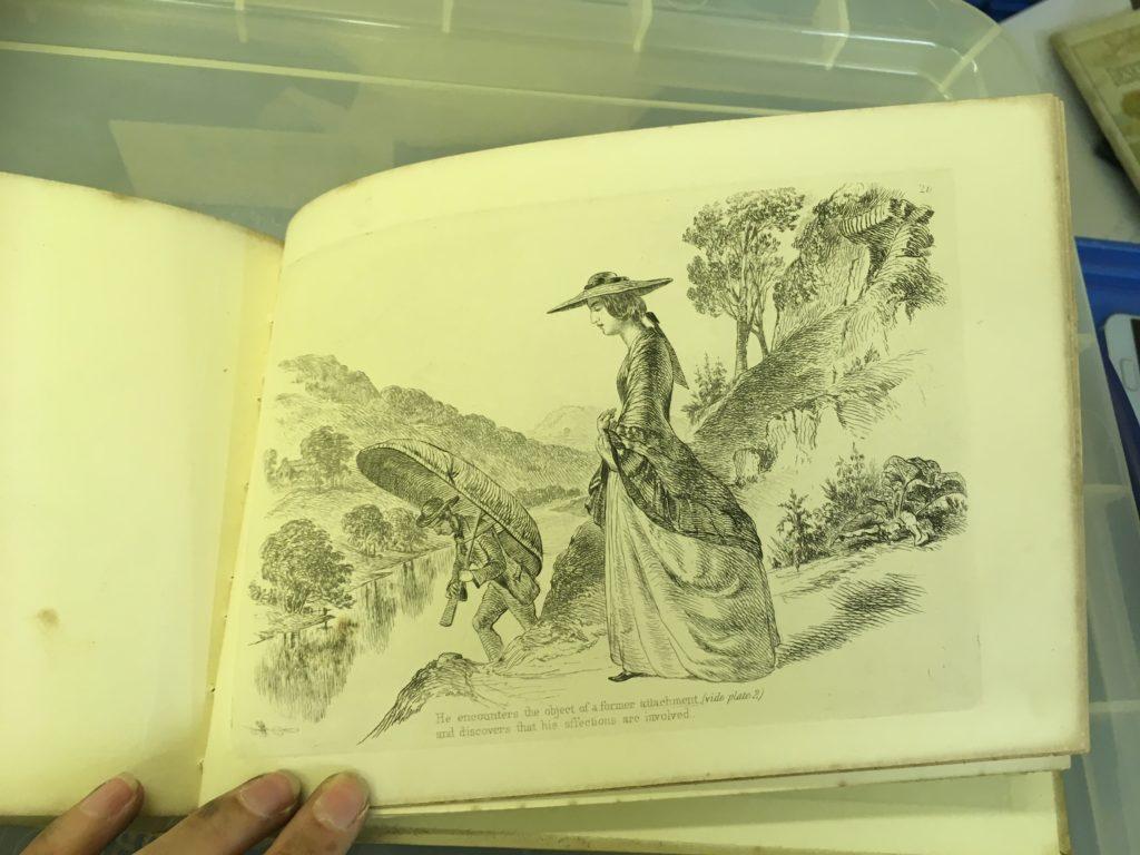 Mr Barnacles illustration