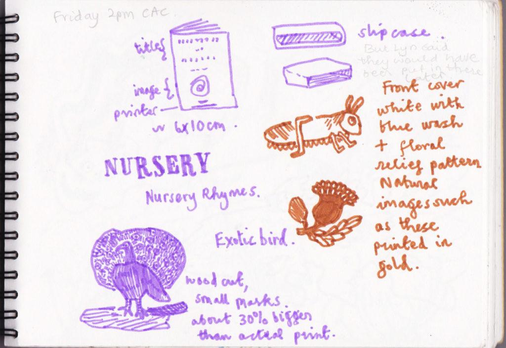Katie Sketchbook 1