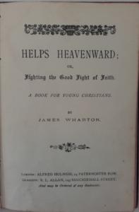 Help Heavenward titlepage
