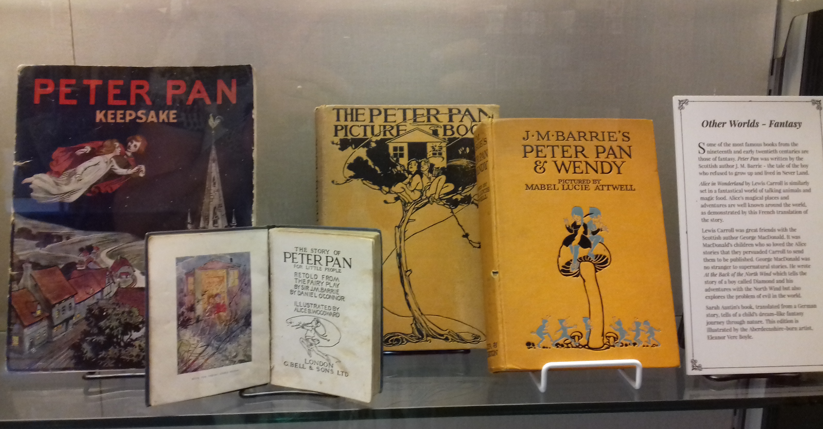 Editions of Peter Pan