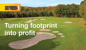 Golf eco footprint