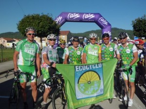 An ecocyclo group
