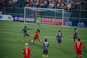 Women's World Cup Soccer