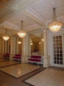 Deutsches Theater foyer